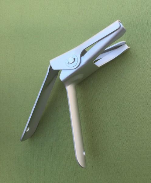 Aluminum clamp F10