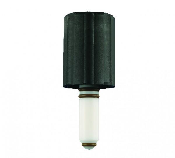 Ventilspindel, 0-4mm Vakuumventil, PTFE-Schaft, VITON®-O-Ring